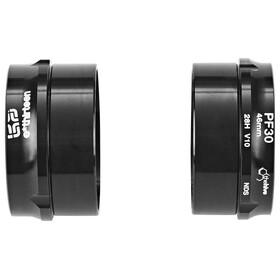 e*thirteen PF30 Fatbike Vevlager 100/110mm svart